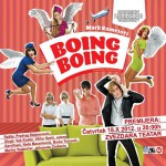 Theatre show Boing Boing