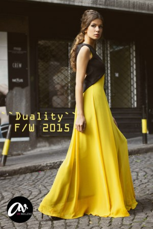 """Collection """"Duality"""" F/W 2014/2015"""