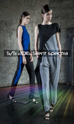 """""""Silent Spectra"""" S/S 2016"""