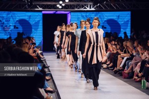 "Collection ""Heartbeat"" S/S 2017 Serbian Fashion Week"