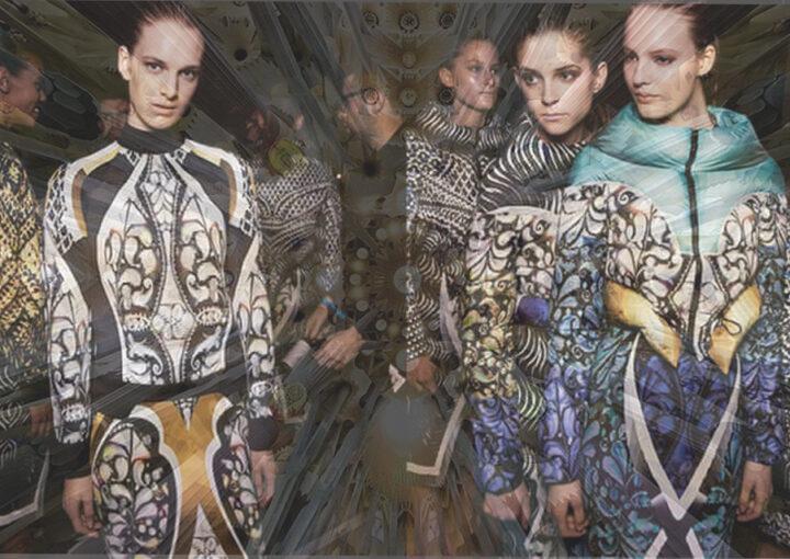 Gaudi under the fashion spotlight