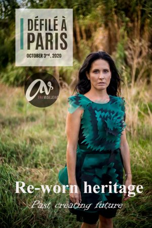 Collection Re-worn heritage video,Defile a Paris at Paris Fashion Week